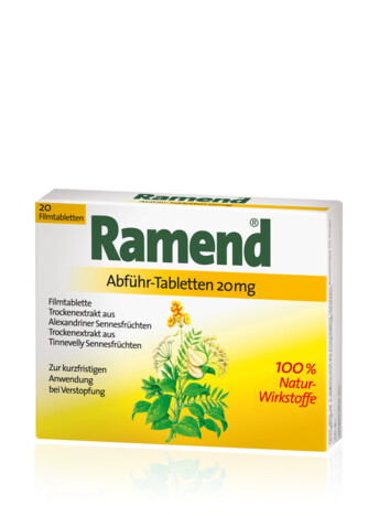Ramend Abführ-Tabletten 20 mg